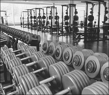 weight-room